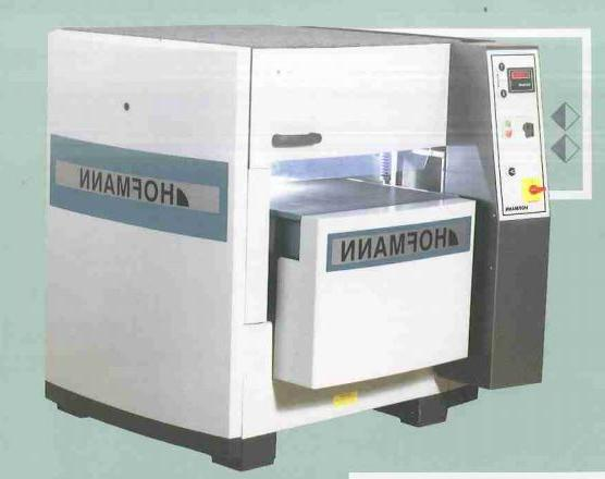 <b>HOFMANN</b> D-NEW Thickness Planing Machine