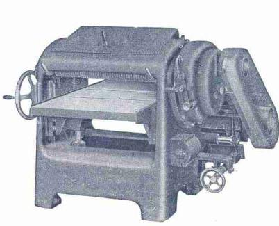 <b>markranstadt</b> DH 6 Thickness Planing Machine