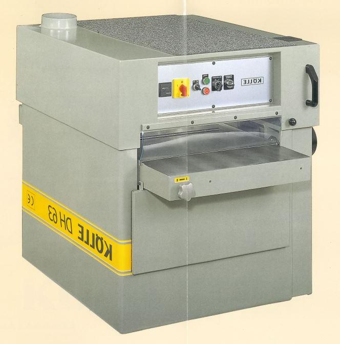<b>Koelle</b> DH Thickness Planing Machine