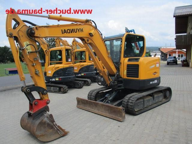 <b>HYUNDAI</b> r60cr-9 Mini Excavator
