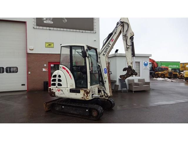<b>TEREX</b> tc35 (hr 16) Mini Excavator