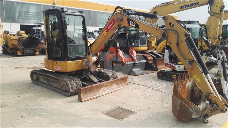 <b>CATERPILLAR</b> 305e2 cr Mini Excavator