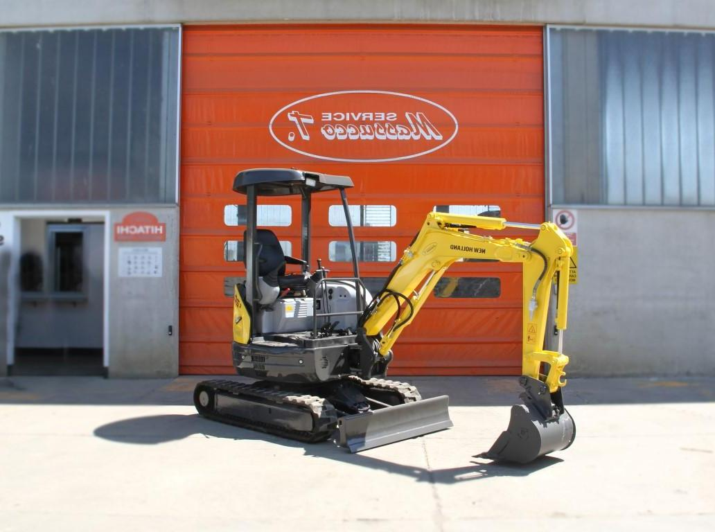 <b>New-Holland</b> e20.2sr Mini Excavator
