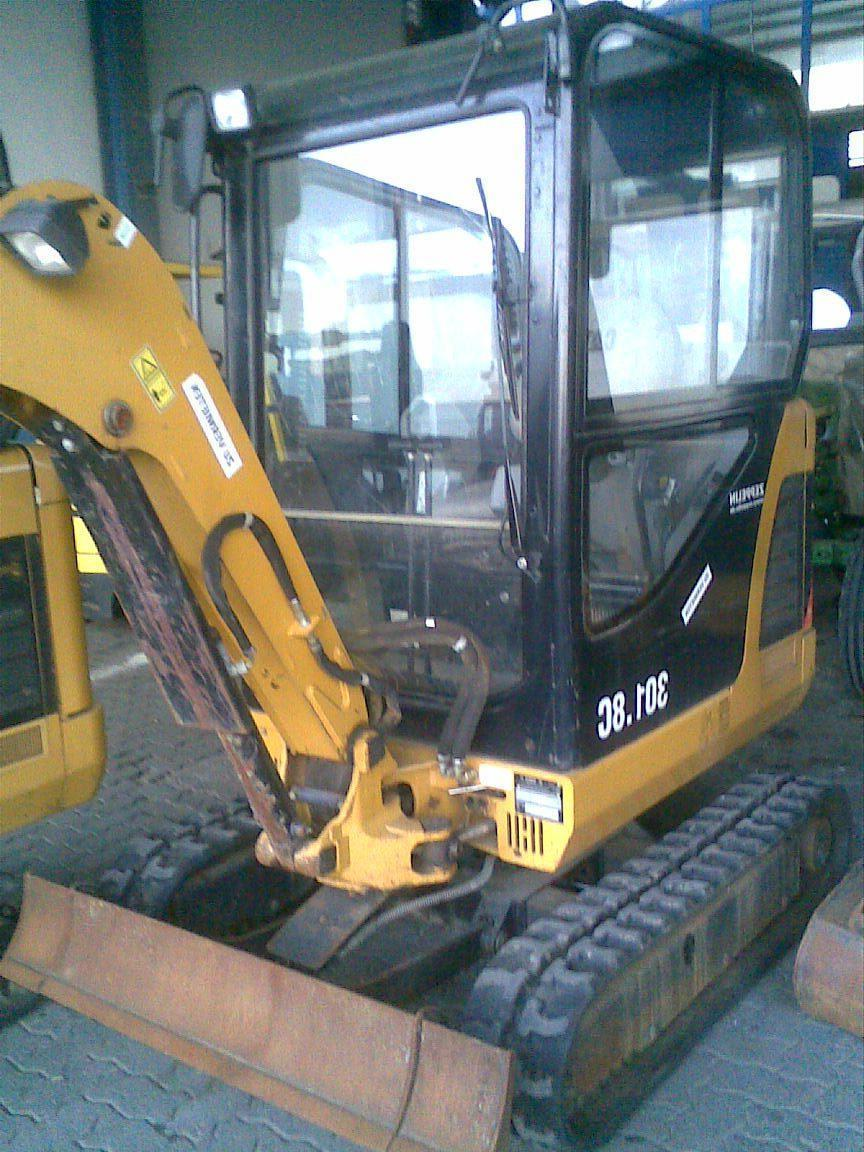 <b>CATERPILLAR</b> 301.8 Mini Excavator