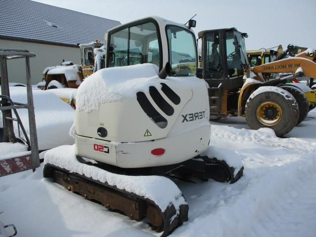 <b>TEREX</b> tc50 (hr 5.0) Mini Excavator