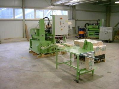 <b>Compactsystem</b> HBP450 Briquetting Press