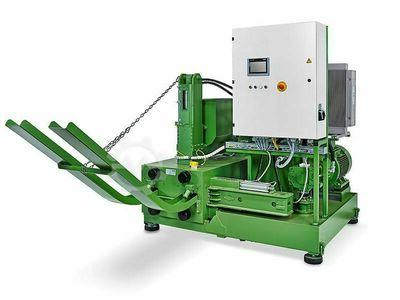 <b>RUF</b> 200 Briquetting Press
