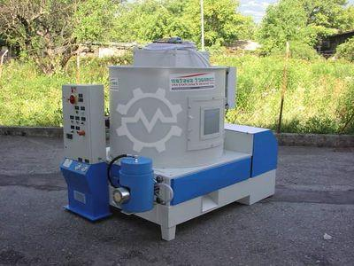 <b>Compactsystem</b> 350-HS Briquetting Press