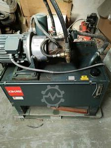 <b>Spaenex</b> SHB Briquetting Press