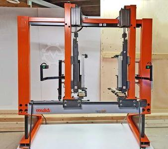 <b>JULIUS</b> Metapress ZMM 3320 Frame Press