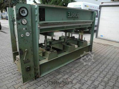 <b>buerkle</b> S10250-130 Hot-Platen Press