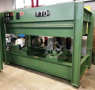 <b>OTT</b> 300 K Hot-Platen Press