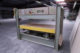 <b>JOOS</b> HP 65 Hot-Platen Press